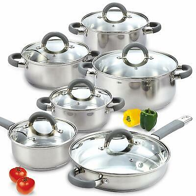 Bộ 5 nồi của Đức Silit Nobile 9 piece cookware set silver