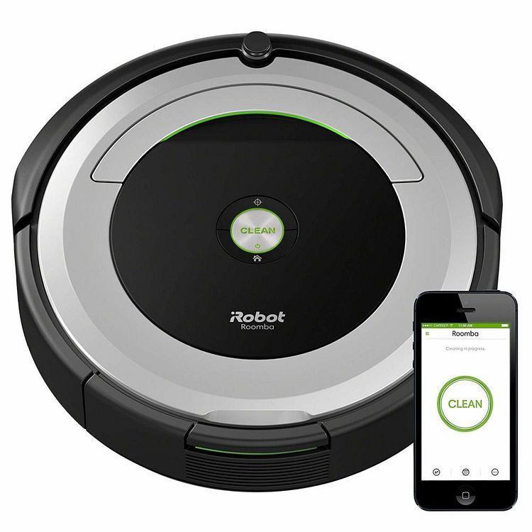 Robot hút bụi iRobot Roomba 985 Wi-Fi Connected Robot Vacuum, Black