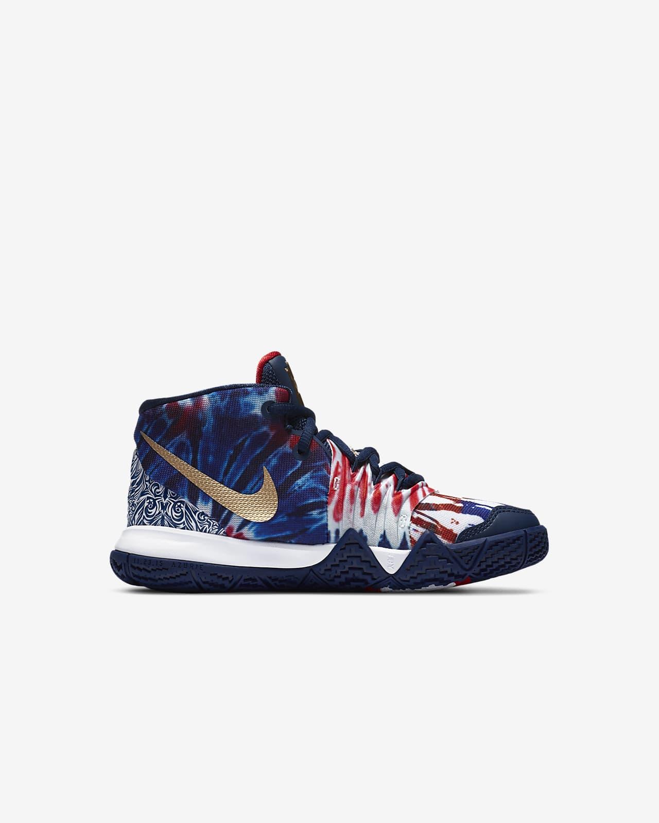Giày Nike nhiều màu Little Kids' Shoe Kybrid S2 size 12C